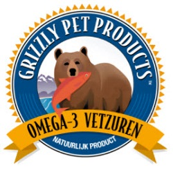 logo grizzly pet 250